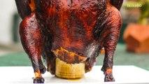 Weird ways to cook your Thanksgiving turkey