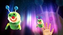 Cupcakes Finger Family Children Nursery Rhymes _ Cup Cakes Cartoons Finger Family Nursery Rhymes