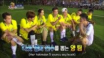 Let's Go! Dream Team 2 Eunhyuk,Kangin,Zhoumi Kore-Çin Kafes Futbolu Part 1 Türkçe Altyazılı