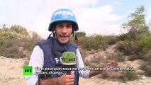 EXCLUSIF : un village dans les montagnes syriennes libéré, mais les djihadistes ne sont qu'à 1 km