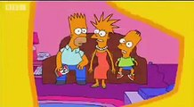 The Stimpsons comedy Simpsons rip off video Dead Ringers BBC