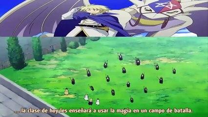 Zero No Tsukaima Futatsuki No Kishi capitulo 6 (Sub español)