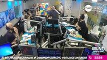 Bruno marche sur des tapettes à souris (09/11/2015) - Best Of en Images de Bruno dans la Radio