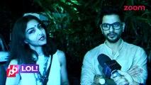 Saif Ali Khan & Soha Ali Khan's LOL moment - Bollywood News