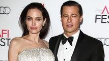 Angelina Jolie-Pitt und Brad Pitt machen eine Premiere zur Date Nacht