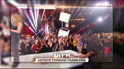 NRJ Music Awards : La Coiffure de Shy'm