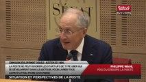Les matins du Sénat - Audition de Philippe Wahl, PDG du groupe La Poste et Best of PPL Financement des partis politiques