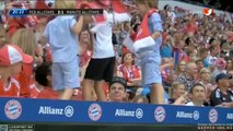 Bayern Munich All Stars vs Manchester United All Stars 3:3 All Goals And Highlights 2014 H