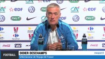 """Deschamps : """"Ben Arfa est ravi de son retour parmi nous"""""""