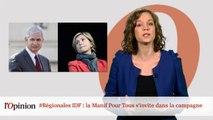 #Régionales IDF : La Manif Pour Tous s'invite dans la campagne