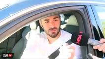 """Karim Benzema- """"Estoy bien, ¿por qué- Estoy muy tranquilo"""""""