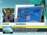 Violación de espacio aéreo venezolano, para desestabilizar al país
