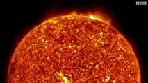 Nasa captures incredible 4k images of the Sun