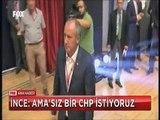 CHP'de yeniden aday olan Muharrem İnce 'Hemen olağanüstü Kurultay yapalım'