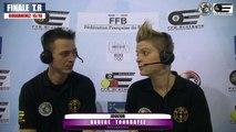 15_16 LDB TR1 - Rencontre avec NADEGE TOURBATEZ