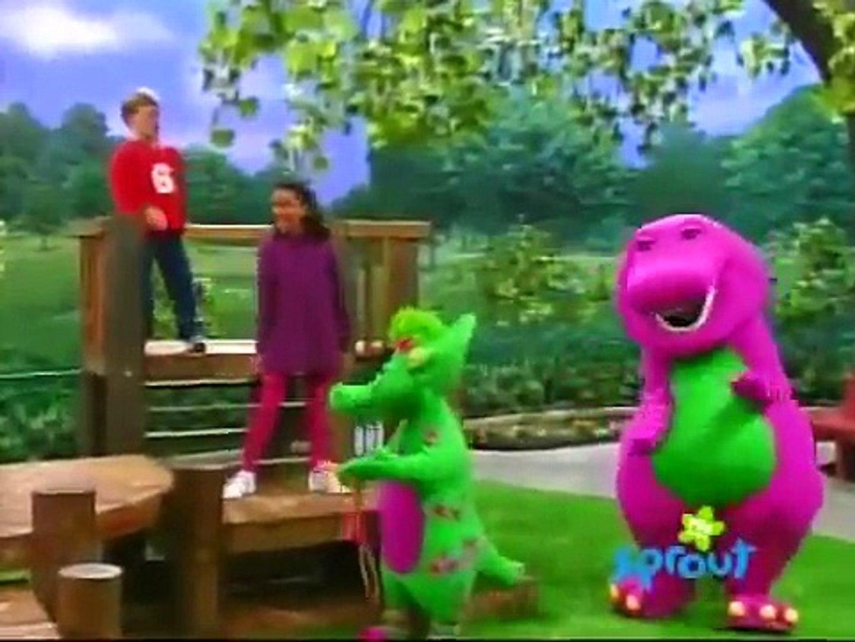 Barney & Friends: You Can Do It! (Season 6, Episode 17)