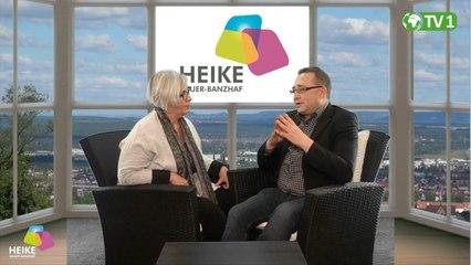 Heike Bauer-Banzhaf zu Gast Reinhard Schmid