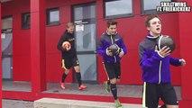 Amazing Goals & Football Skills - SkillTwins ft. freekickerz ★