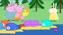 Peppa pig Castellano Temporada 4x43 Vamos a navegar