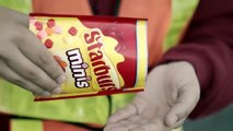 Miniminneapolis Starburst Sweets TV Commercial Ad