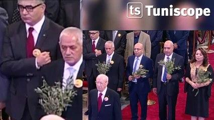 محسن مرزوق يتحايل على الكاميرا فرصدته !!
