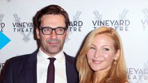 Are Jon Hamm & Jennifer Westfeldt Back Together?