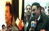 Sheikh Rasheed is Telling About Reham Khan and Imran Khan's Divorce - Video Dailymotion