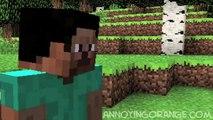Annoying Orange Annoying Orange Vs. Minecraft
