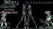 Project DIVA Live Magical Mirai 2014 Rin & Len Kagamine Like, Dislike with Subtitles (HD)