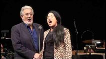 Placido Domingo, en plena forma para su concierto en México