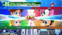 Mario & Sonic at the Sochi 2014 Olympic Winter Games: Winter Sports Champion Race [1080 HD