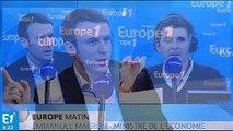 Macron favorable à une rémunération au mérite des fonctionnaires