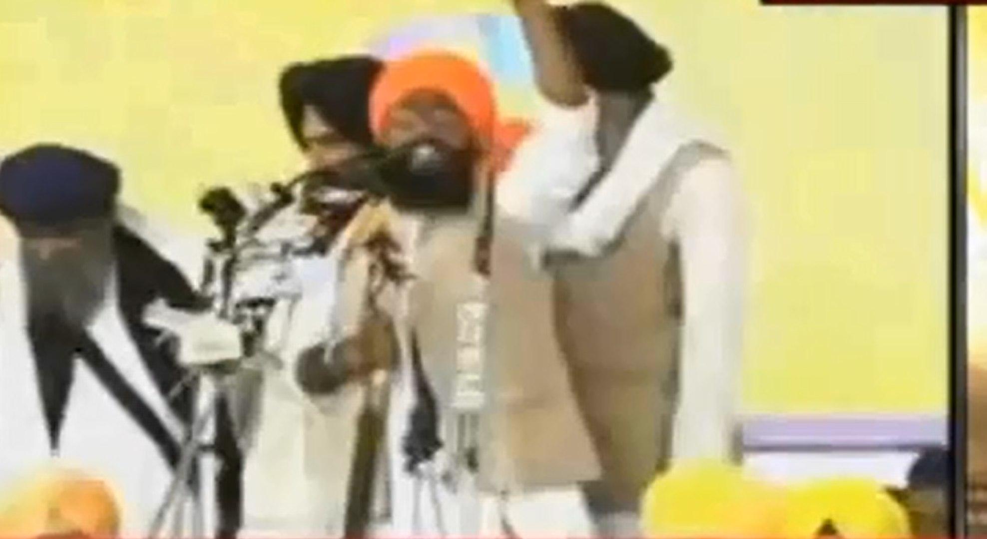 Sarbat Khalsa - Bhai Barjinder Singh Parwana - video dailymotion