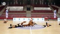 Rouen Normandie Sup' Cup 2015 : la choré STAPS