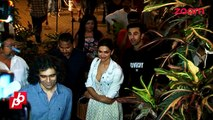 Ranbir Kapoor wishes to perform a play with Deepika Padukone - Bollywood Gossip