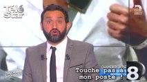 TPMP : Cyril Hanouna diffuse les images de la chute de Bertrand Chameroy