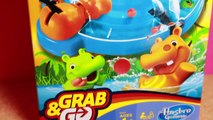 HUNGRY HUNGRY HIPPOS Game Eating Hippo Chomping Kids Toys Family Game AllToyCollector Chal