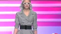Fashion Show BLUGIRL Spring Summer 2008 Pret a Porter Milan 1 of 2 by Fashion Channel