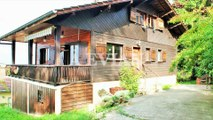 À vendre appartement duplex en RDC Evian agence DE CORDIER immobilier Evian