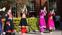 Amazing Amazing beauty with talent (Pushto soulful Music with Attan dance at MGHS school Australia) ,must like.