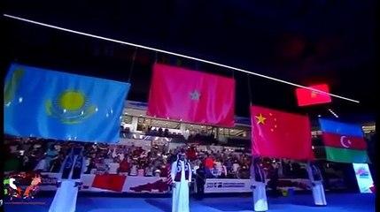 BOXE Rabii, le marocain de 22 ans champion du monde des 69 kg