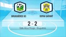 J7 : Bruguières - Douai Gayant, le retour en images : Buts & Douai Gayant se contente d'un NUL !...