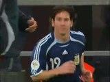 Argentina x Serbia y Montenegro (6-0) - Mundial 2006 (Resumen)