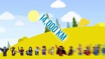LEGO® - Fun Facts - Minifigure Edition