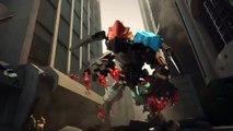 LEGO®  Hero Factory TV-Spot 'EvoXL vs SplitterBeast' (Vlaams)