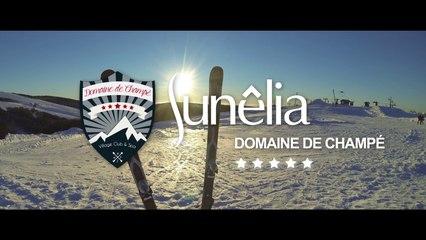 Sunelia-Domaine de Champé - Camping 5 étoiles - Bussang