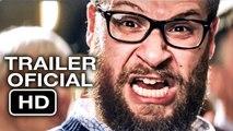 Los Tres Reyes Malos-Trailer OFICIAL en Español (HD) Seth Rogen