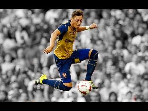 Mesut Özil ● The Wizard of Oz Skills Show 2015-2016 ||HD||