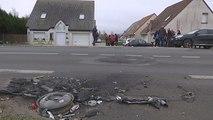 Calais: des riverains excédés par les échauffourées entre police et migrants
