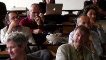 Hervé Dole - Rythmes et oscillations dans l'Univers : du Big Bang aux galaxies avec le satellite Planck